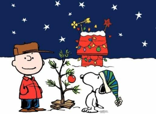 Charlie Brown Chirstmas Tree