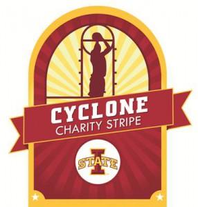 Cy Charity Stripe Logo