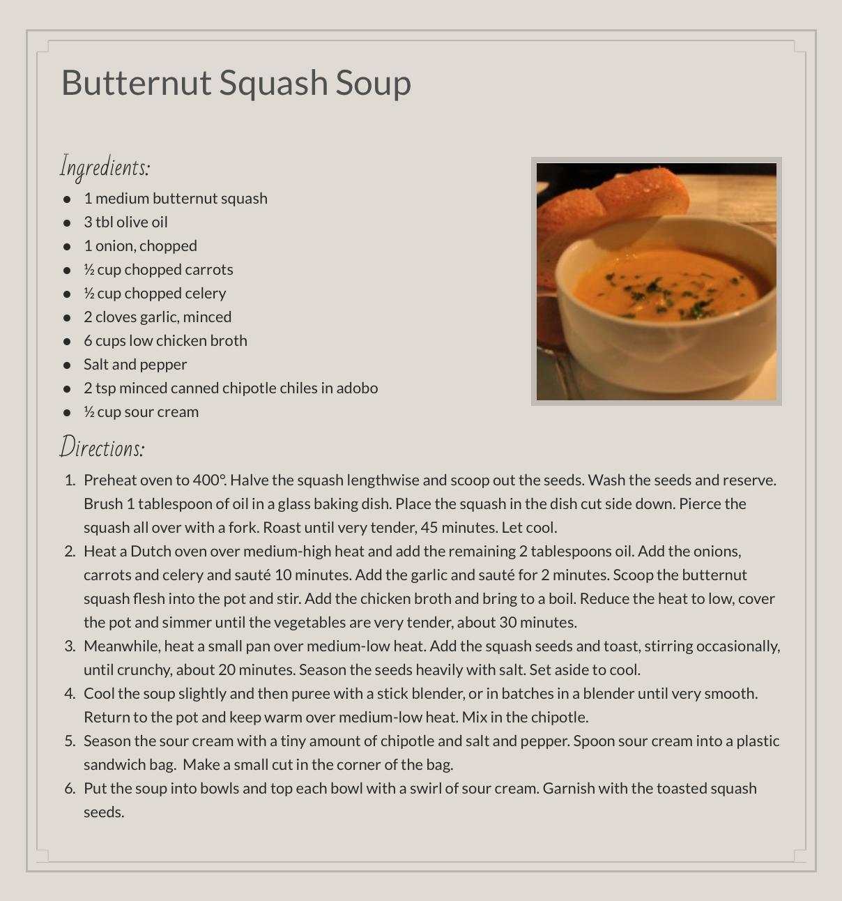 Butternnu-Squash-Soup