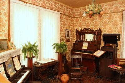 Harriman Nielsen interior