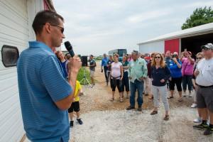Photo by: Joseph Murphy/Iowa Soybean Association