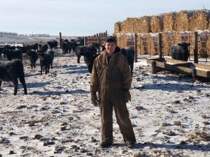 Riley Johnson is a fifth generation farmer in Webster, SD. He says his FFA Supervised Agricultural Experience helped him prepare to raise cattle and crops.