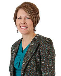 Shannon Latham, Vice President of Latham