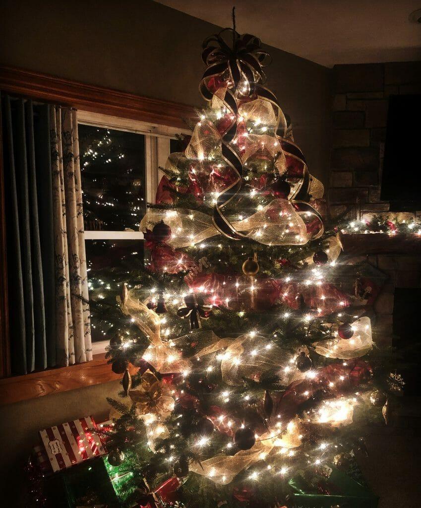 Laura Cunningham Christmas Tree