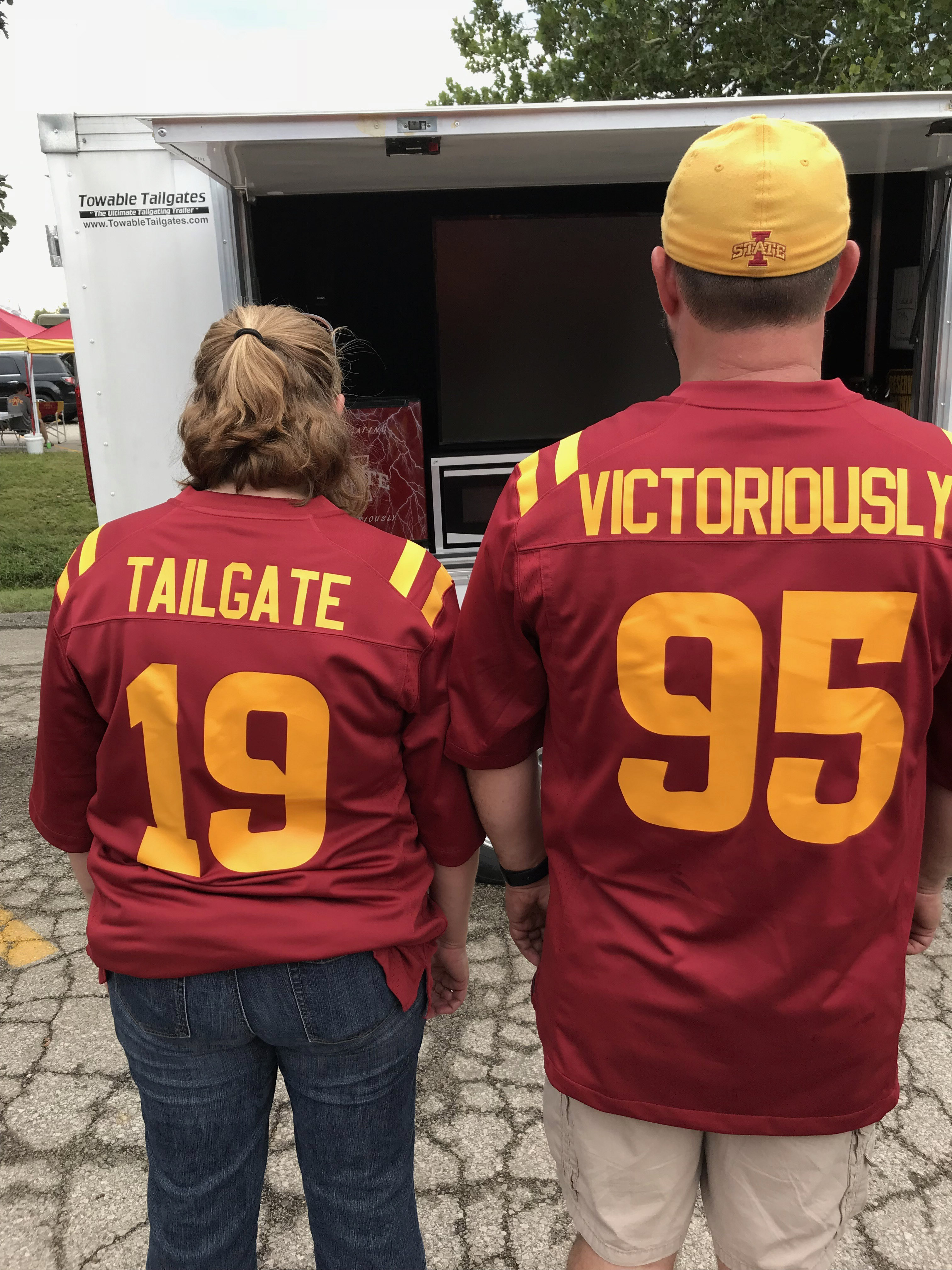These Super Fans Bring Superb Tailgating Skills to the Table