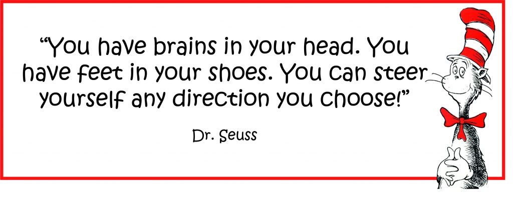 Banner Dr. Seuss