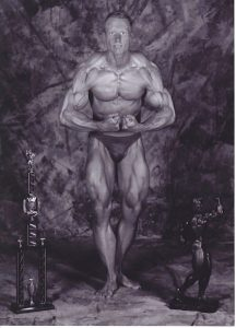 Pro Card Mr. Midwest 2003