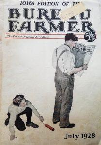 1928 Farm Bureau magazine