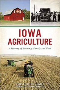 Iowa Agriculture book cover