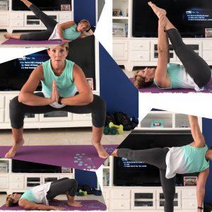 Tess workout