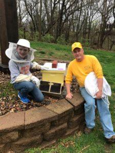 G & Doyle new hive