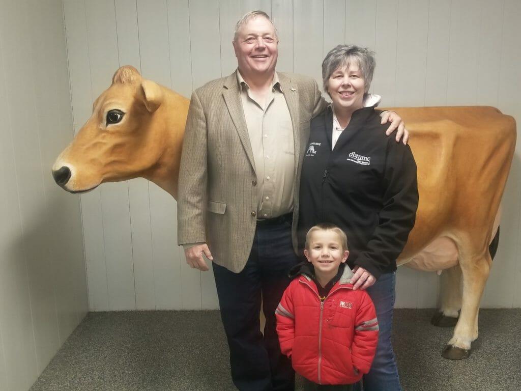 John Joan Maxwell dairy March 26 2021