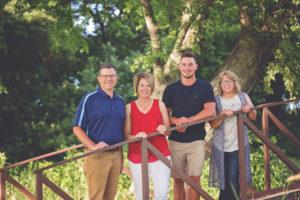 Latham family 2020