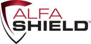 Alfashield logo