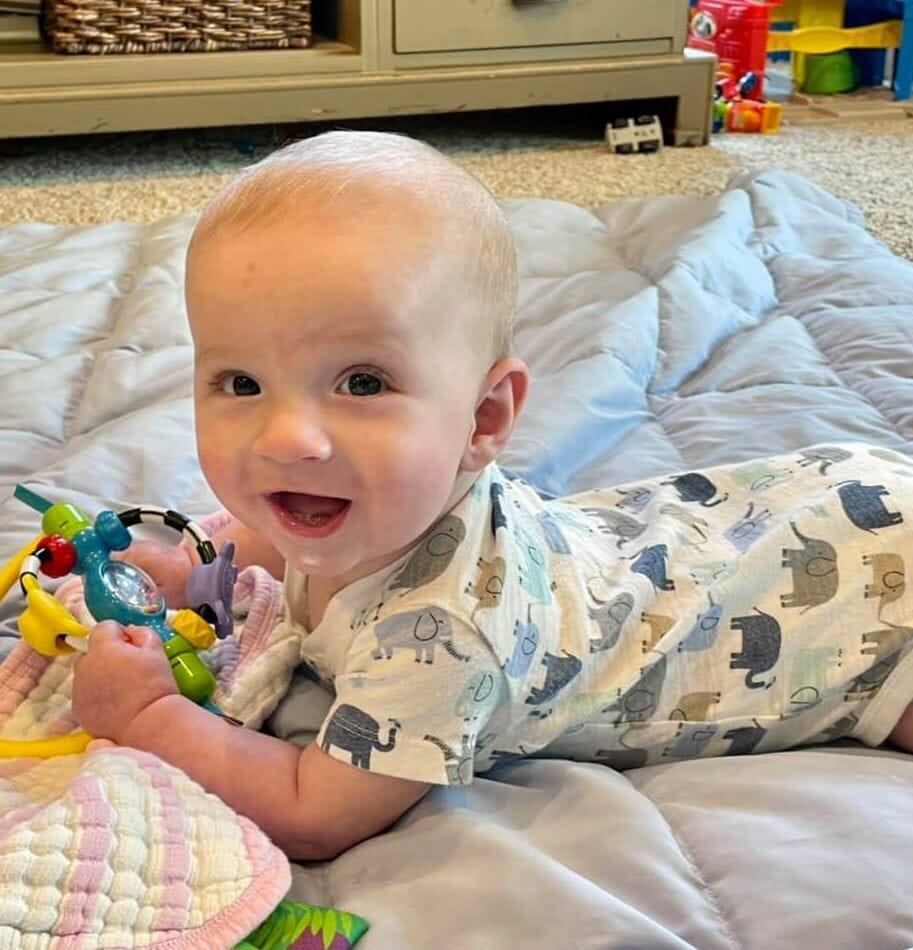 McCoy 6 months 2